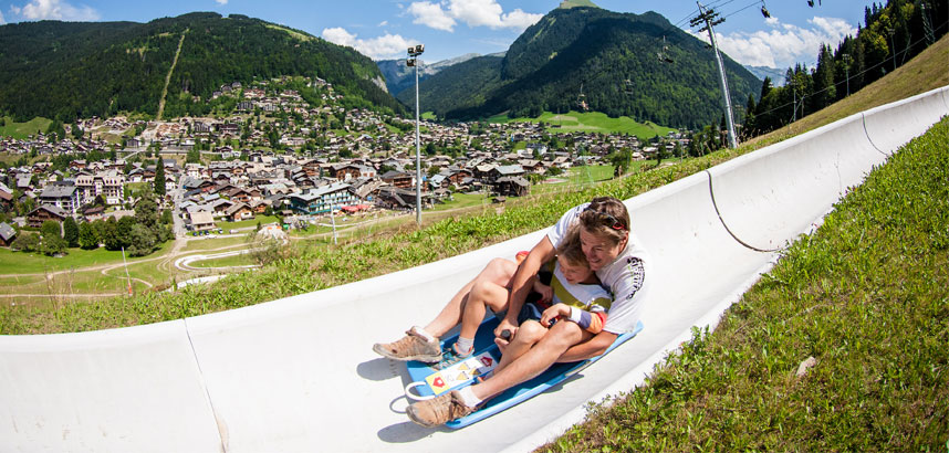 Family Holidays in Morzine