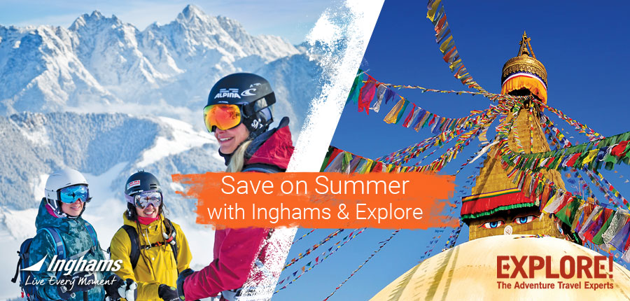 Save on Summer