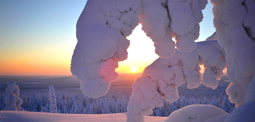 Lapland Mid-January to February