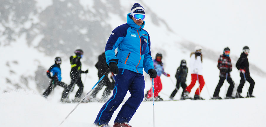 Ski Lessons in Andorra