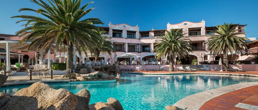 Hotel Le Palme, Sardinia, Italy