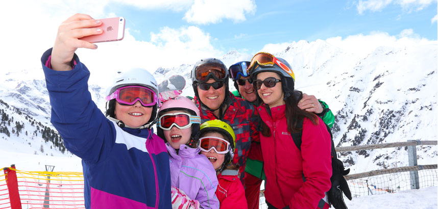 Family ski holidays in Arinsal, Andorra