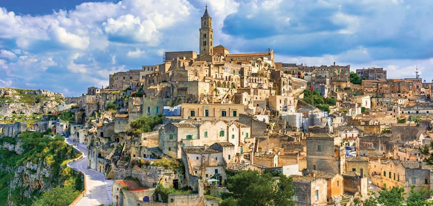 Matera-Basilicata