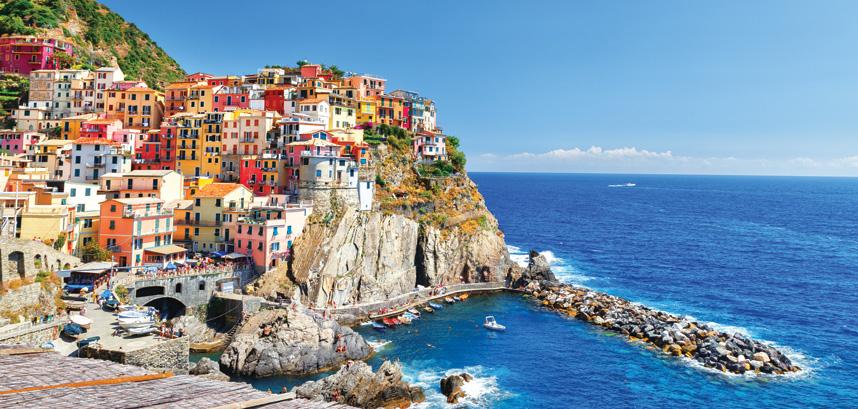Rail Holidays in Italy