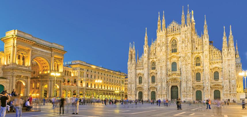 Catherdral in Milan