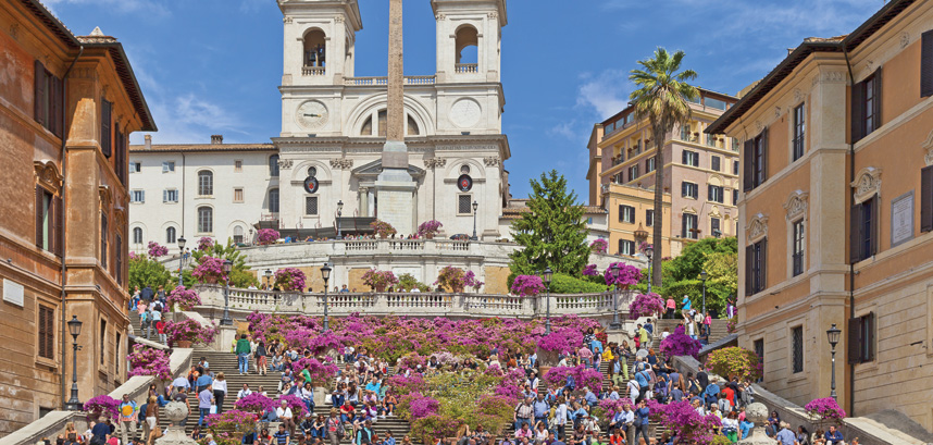 Spanish Steps_Rome_Italy