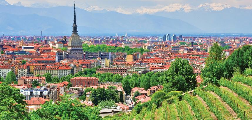 Turin City Break