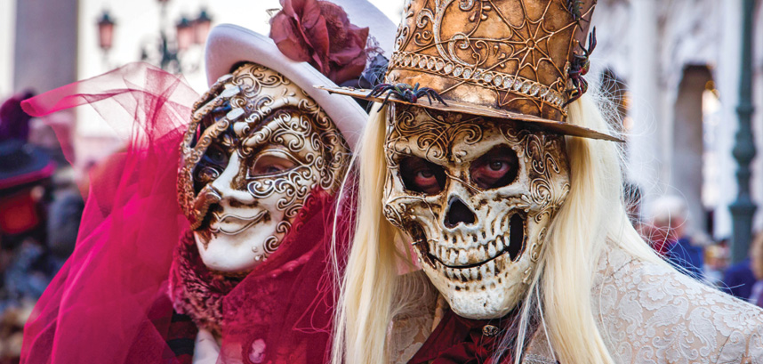 Venice Carnival and Masks