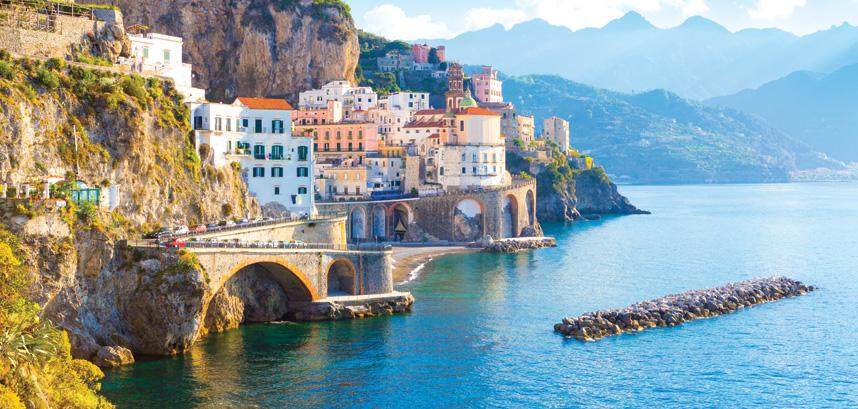 Neapolitan Coast Amalfi