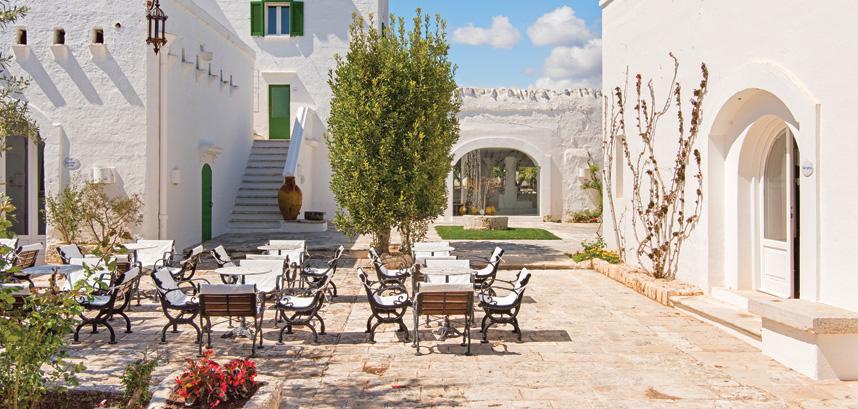 Hotel Il Meograno in Puglia