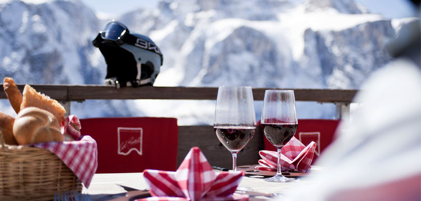 Best Ski Resorts for Foodies #1 San Cassiano