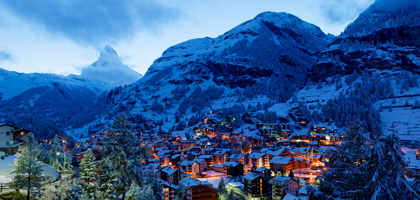 Best Ski Resorts for Foodies #3 Zermatt
