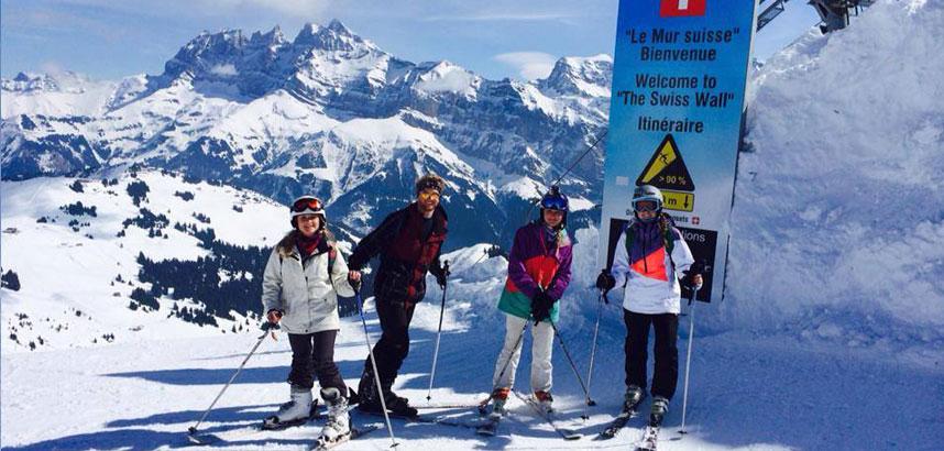 Swiss Wall - Avoriaz - Scary Ski Runs