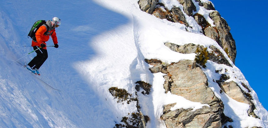 Tortin - Verbier - Scary Ski Runs