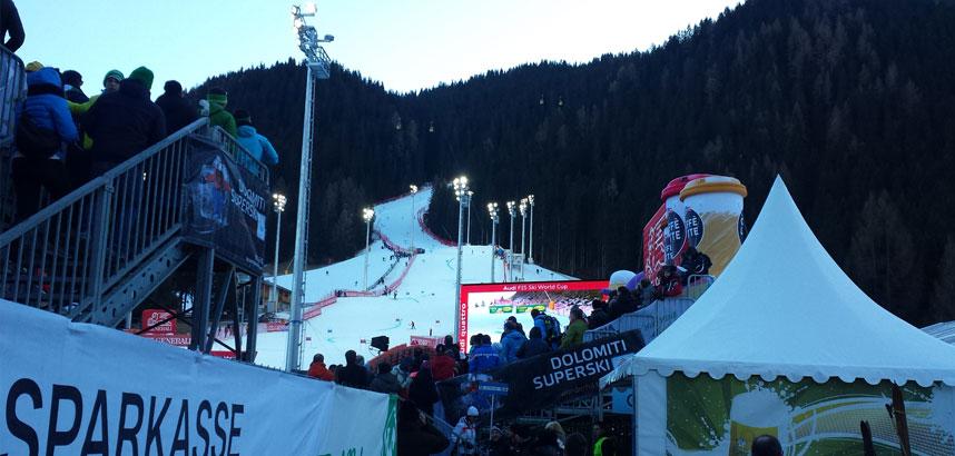 Gran Risa - La Villa - Scary Ski Runs