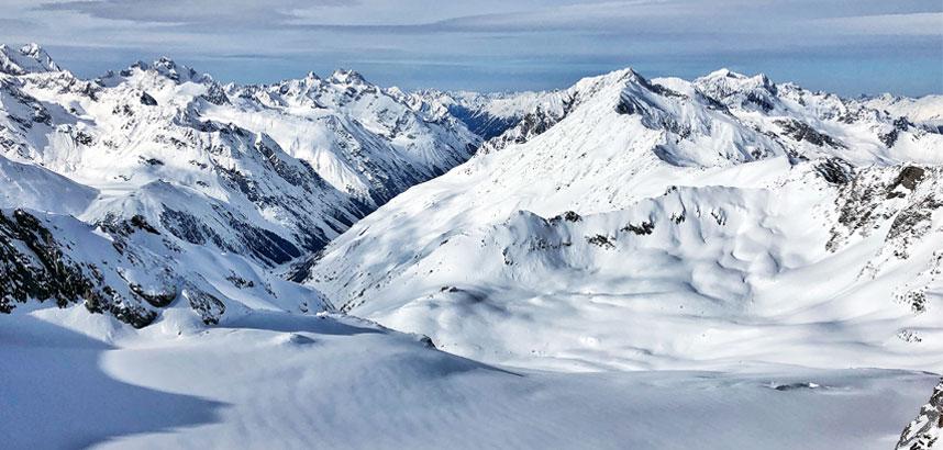 High Altitude resorts