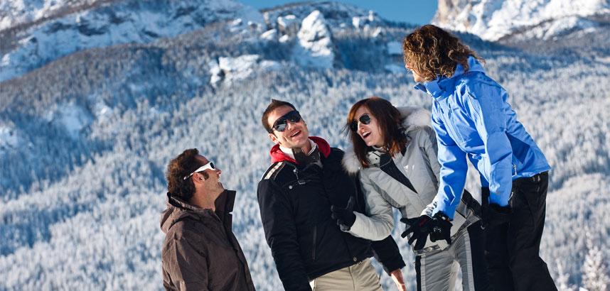 Fashionable Ski