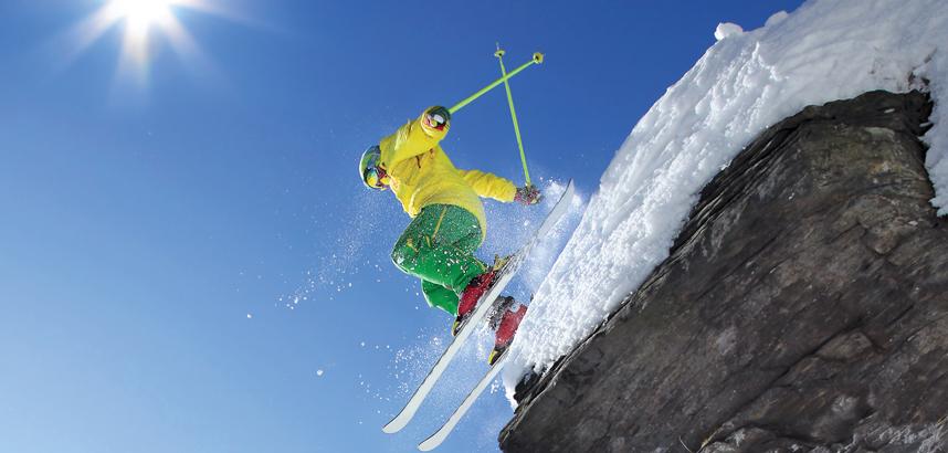 Nouvelles vacances de ski hiver 2019 et 2020