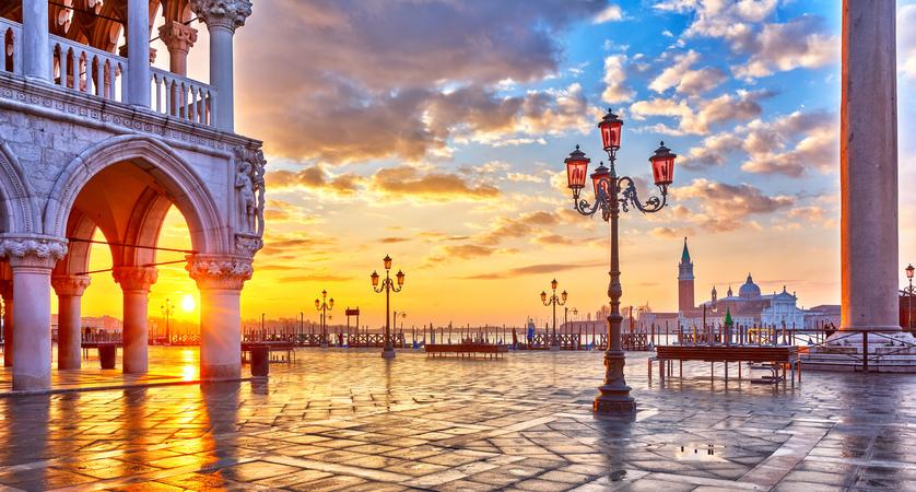 Discover Venice, Florence & Rome Escorted Tour