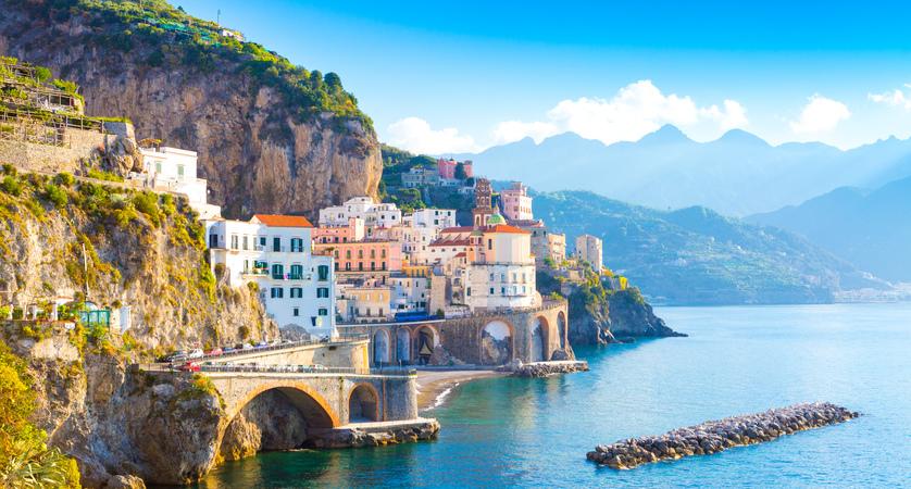 Neapolitan Splendours Escorted Tour