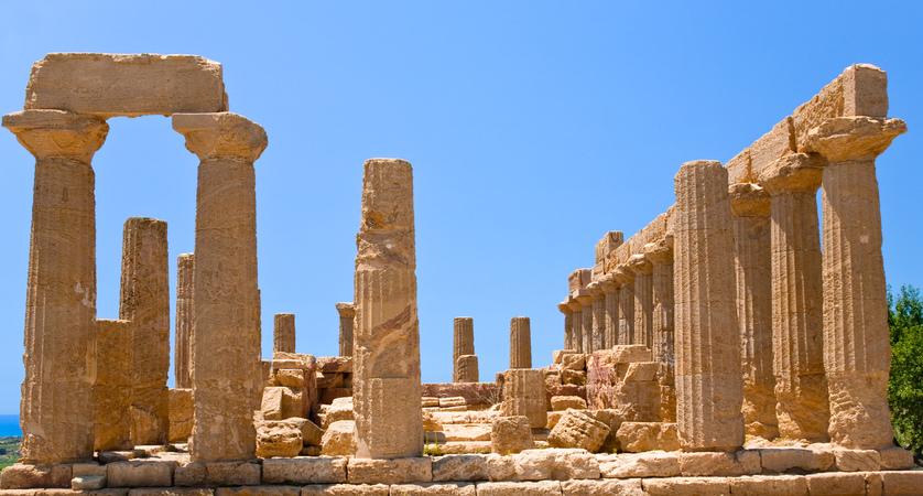 Grand Tour of Sicily Escorted Tour