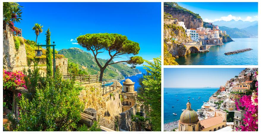 Best of Amalfi Coast Private Tour