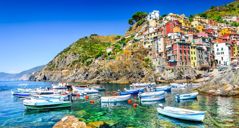 Trekking the Cinque Terre