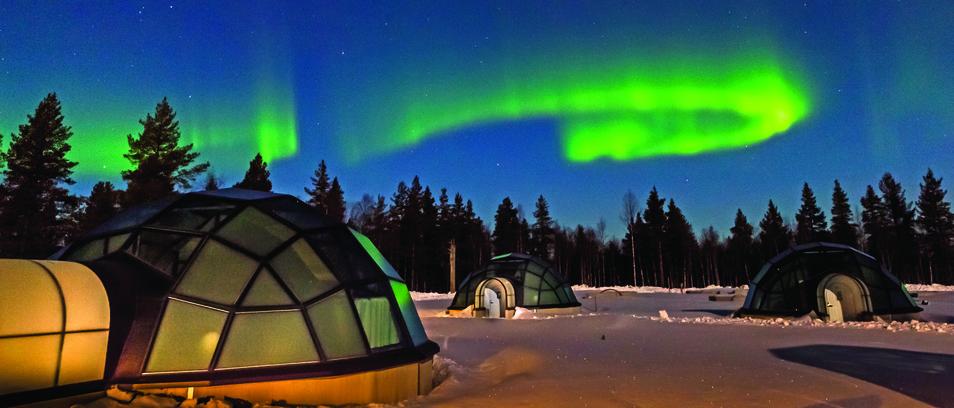 Glass Igloo Excursion | Levi – Saariselka | Lapland/Finland | Inghams