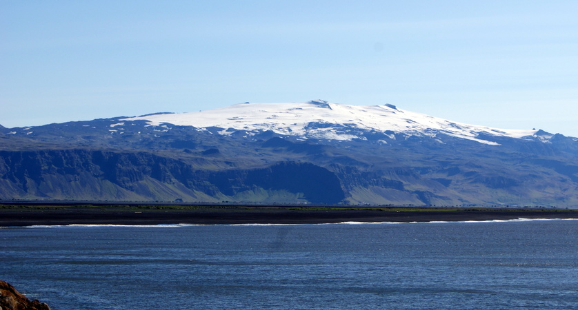 Land of Volcanoes and Glaciers