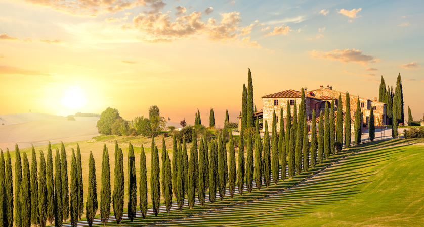 Treasures of Tuscany Escorted Tour