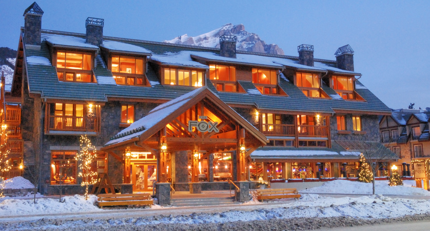 The Fox Hotel & Suites in Banff