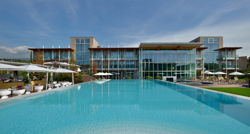 Swimming Pool, Hotel Aqualux