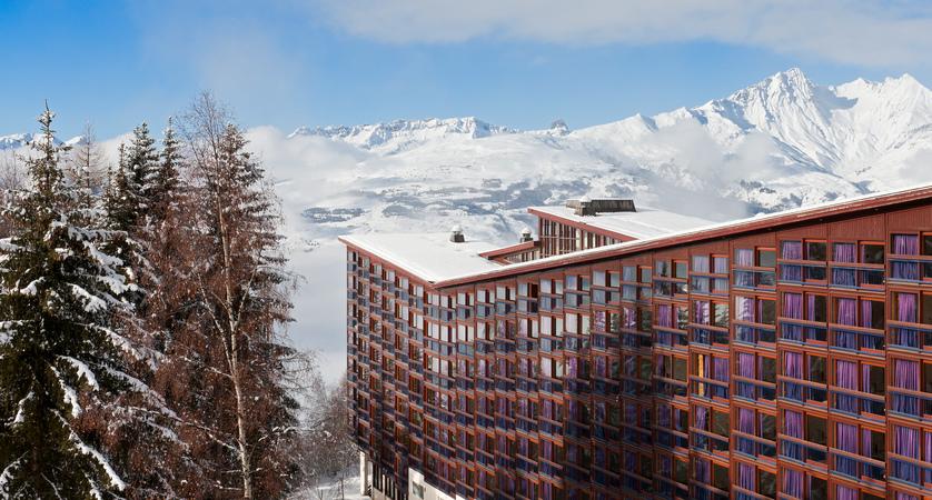 Hotel du Golf, Les Arc