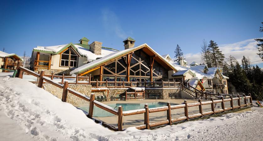 Caribou Lodge in Banff