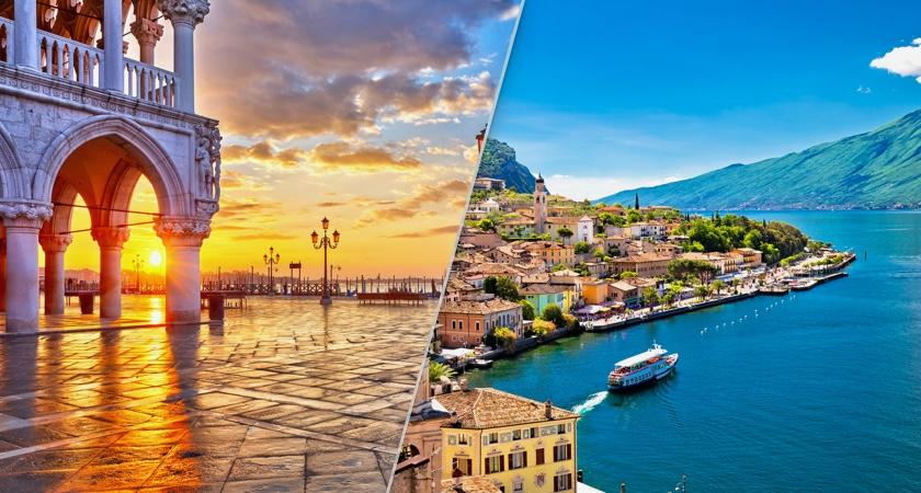 Lake Garda & Venice multi-centre holiday