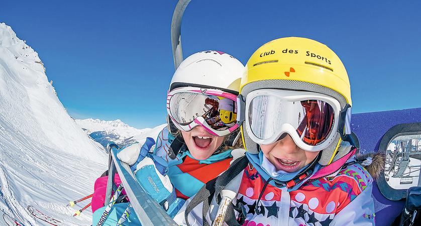 Free lift passes for children