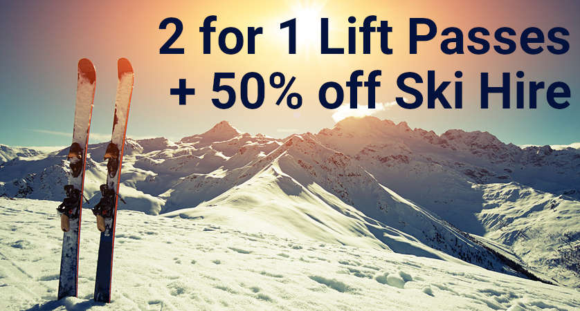 August Ski Special